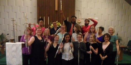 Summer Flute Choir Pops Concert