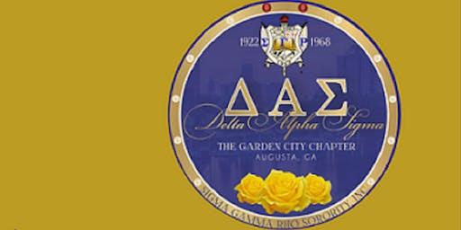 Delta Alpha Sigma Chapter of Sigma Gamma Rho Sorority, Inc. 97th Founders' Day Celebration