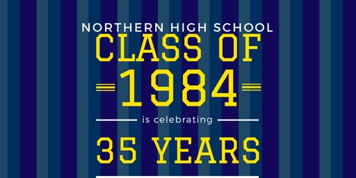PHN Class of 1984 35th Reunion