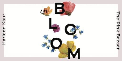 Harleen Kaur & The Pink Bazaar: in Bloom Pop-Up Shop