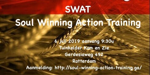 SWAT Soul Winning Activation Training