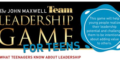 Leadership Game for Teens - Board Game with a twist! - ZNDKIN