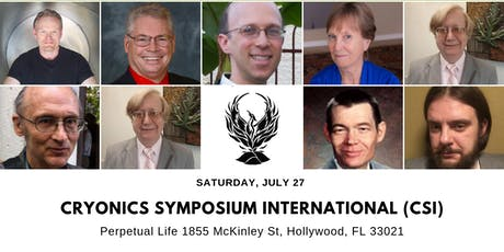 Cryonics Symposium International tickets