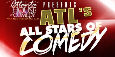 ATL's All Stars of Comedy