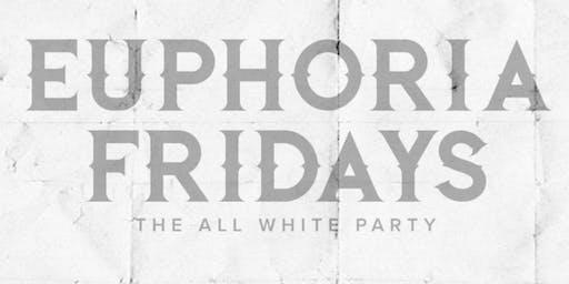 Euphoria All White Party 2k19
