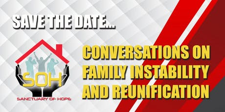 Conversations on Family Instability and Reunification tickets