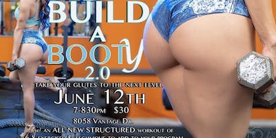 BUILD a BOOTY 2.0 workshop