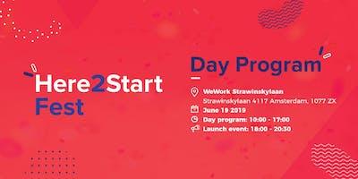 Here2Start Fest - Day Program