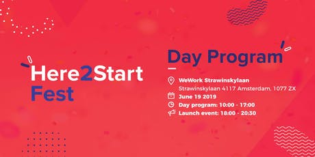 Here2Start Fest - Day Program tickets