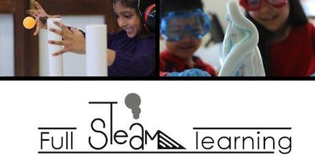 STEAM Explorations  Six-Week Kids Program tickets