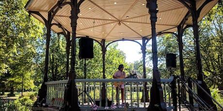 Free live music in Myatt's Fields Park SE5 - Stop Look Listen tickets