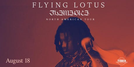 Flying Lotus in 3D tickets
