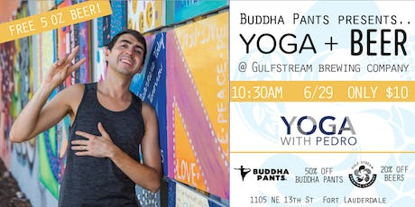 YOGA & BEER IV tickets