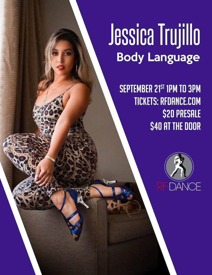f976c0334 Body Language with Jessica Trujillo Registration, Sat, Sep 21, 2019 ...