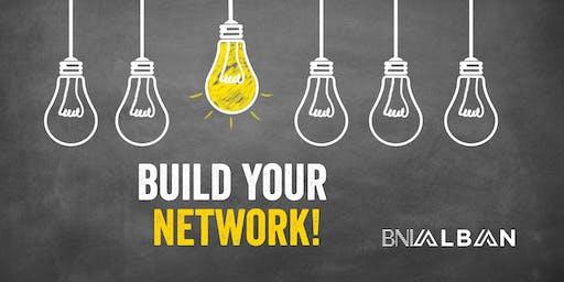 BNI Alban Business Networking