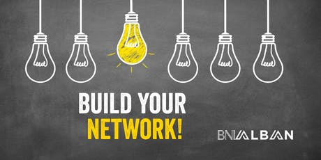 BNI Alban Business Networking @ Oaklands College tickets