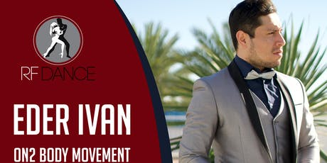 ON2 Body Movement With Eder Ivan tickets