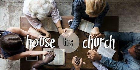WEDNESDAY NIGHT HOUSE CHURCH  tickets