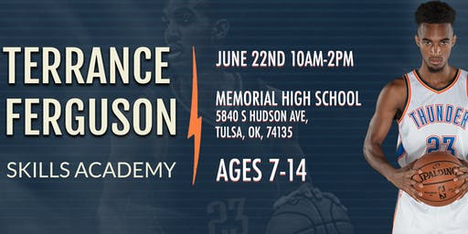 Terrance Ferguson Skills Academy