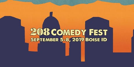 208 Comedy Fest tickets