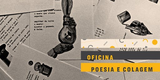 OFICINA  Poesia e colagem