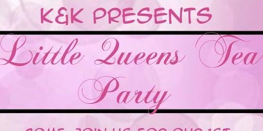 Little Queens Tea Party