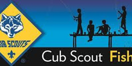 Cub Scout Pack 3251 Fishing Class and Fishing Derby tickets