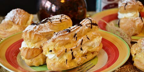 Mastering Pate a Choux tickets