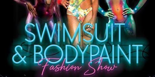 Swimsuit & Body Paint Fashion Show