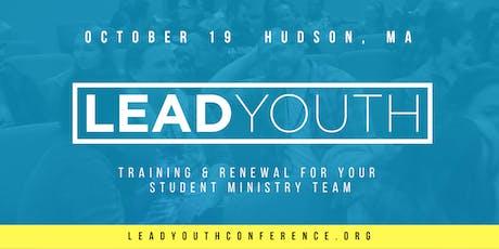 Lead Youth 2019 - Hudson, MA tickets