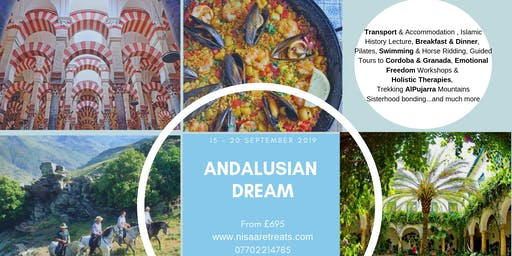 Andalusian Dream Female Only Retreat