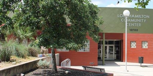 Introduction to Yoga: FREE Yoga Class @ Lou Hamilton Community Center
