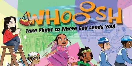 Whoosh Vacation Bible School tickets