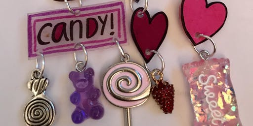 Make Your Own Candy Charm with Shrinky Dinks