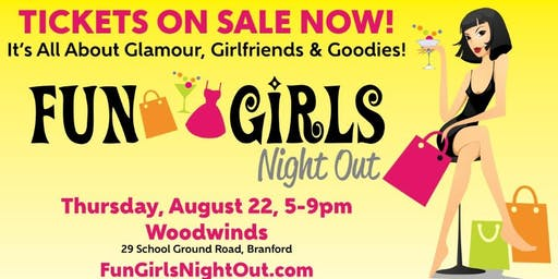 Fun Girls Night Out  - Branford