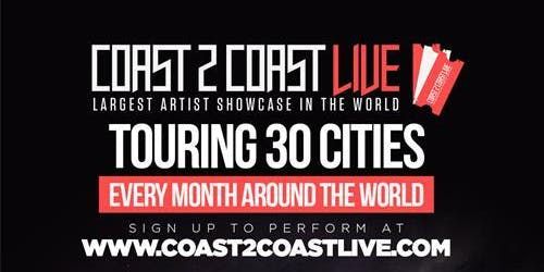 Coast 2 Coast LIVE Artist Showcase Milwaukee, WI - $50K Grand Prize