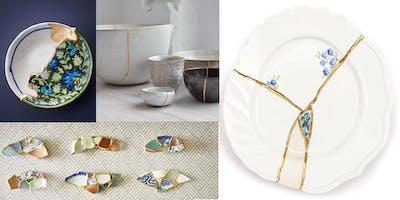 Kintsugi- The Japanese Art of Repairing Broken Pottery