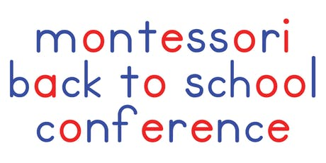 Montessori Back to School Conference tickets