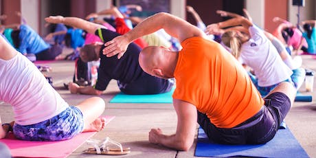 Yoga for Beginners with Boardroom Yoga Co. tickets