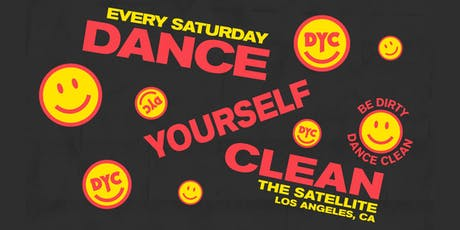 Dance Yourself Clean - An Indie Dance Party tickets