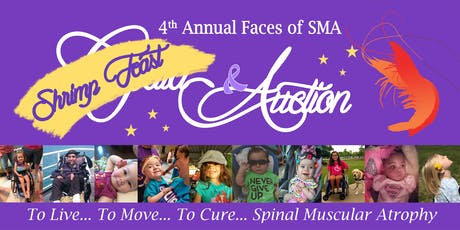 4th Annual Faces of SMA Shrimp Feast - Featuring Jackson Dean tickets