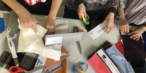 FABSCRAP Volunteer: Tuesday, June 25- PM Session