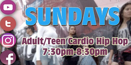 ONLINE ONLY Beginning Hip Hop for Adults tickets