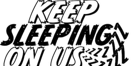 Keep Sleeping On Us Basketball Camp tickets