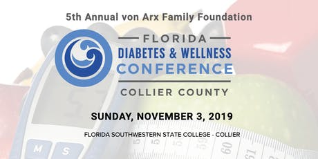 5th Annual Florida Diabetes & Wellness Conference - Collier County tickets