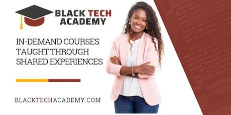 NETWORKING MIXER | Black Tech Academy tickets