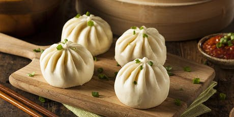 Traditional Chinese steamed buns - baozi - 包子 workshop Tickets