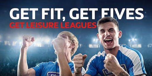 Wolverhampton Sunday 5 a side League