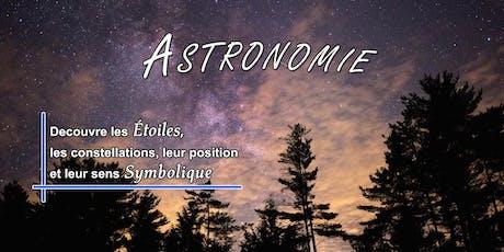 Observation des étoiles et découverte de leur sens symbolique billets