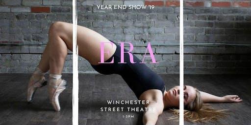 Year End Show '19: ERA